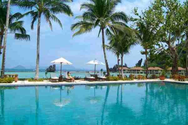 Lagen Island Resort in El Nido Palawan