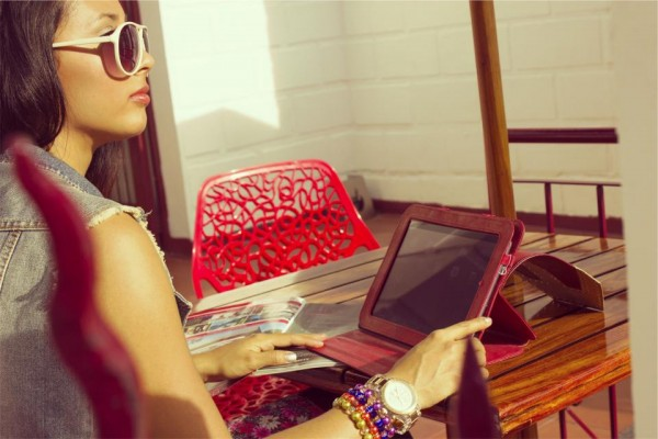 iPad or Tablet