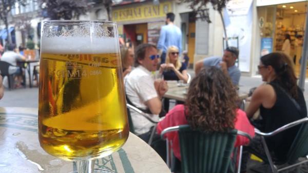 Bars in Madrid