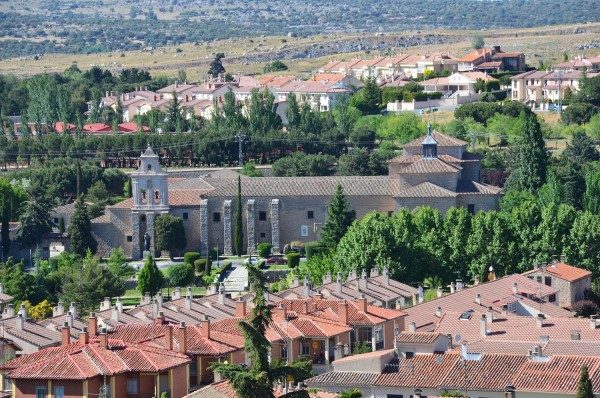 Carmelite Monastery of the Incarnation in Avila