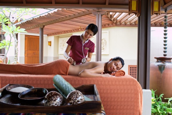 Chi Spa of Shangrila Boracay
