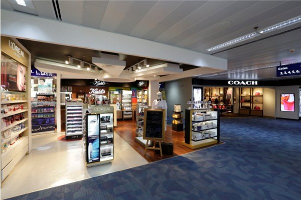 Duty Free Shop in NAIA Terminal 1