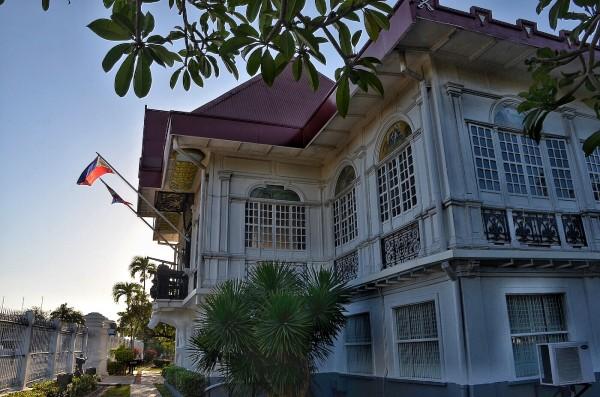 Early Morning in Aguinaldo Shrine