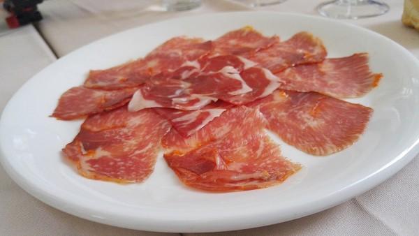 Iberian corn-fed Ham