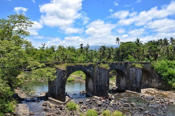 Longest Spanish Bridge in the Philippines