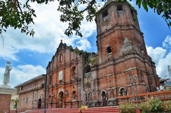 Saint John the Baptist Parish Church in Liliw Laguna