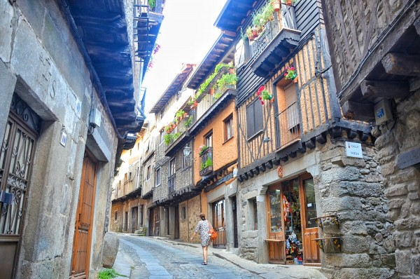 Traditional Houses in La Alberca