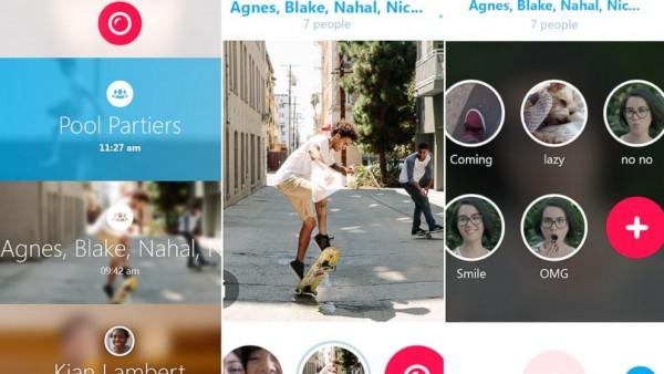 Try Skype Qik App