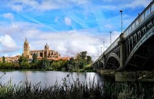 Walking Tour of Salamanca Spain