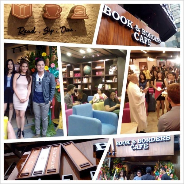 Book and Borders Cafe