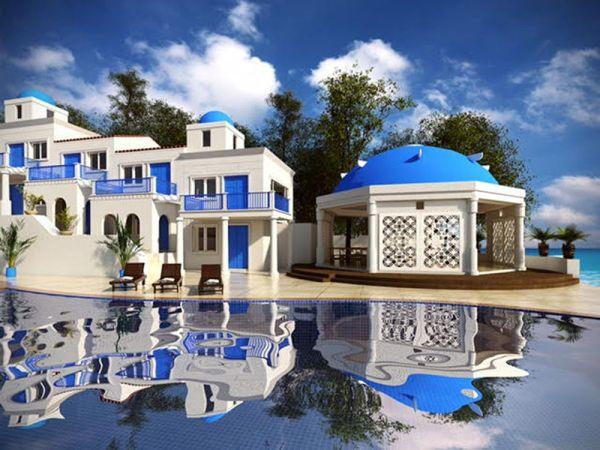 Camp Netanya Resort and Spa Little Santorini in Batangas