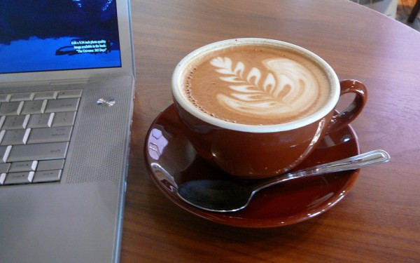 Coffee Shops with Free Wifi