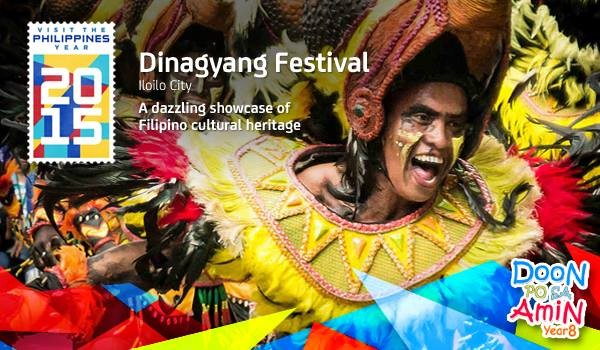 Dinagyang Festival from Iloilo