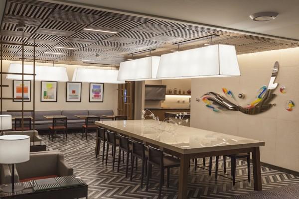 Dining Room showcasing Impy Pilapil's Artwork