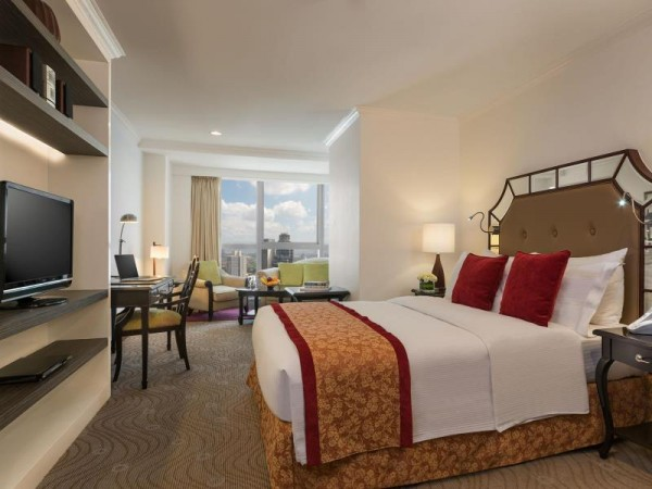 Discovery Suites Hotel Ortigas