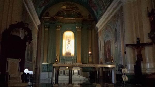 Jaro Cathedral altar