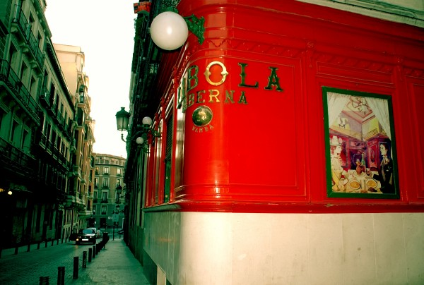 La Bola Taberna Restaurante Madrid