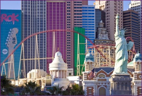 Las Vegas Entertainment Capital of the World