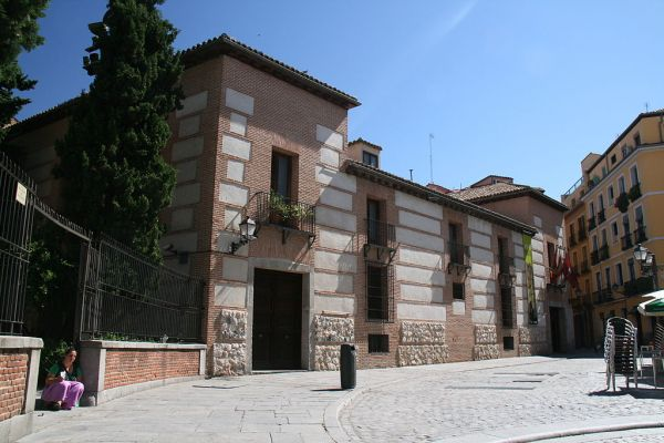 Museo de San Isidro in Madrid