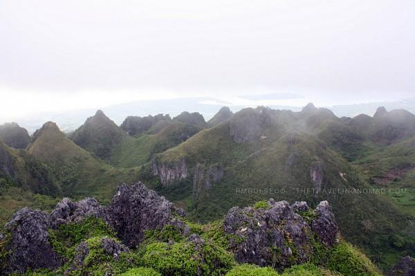 osmena peak in dalaguete cebu