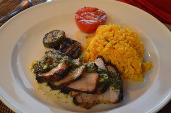 Pork Carne Asado