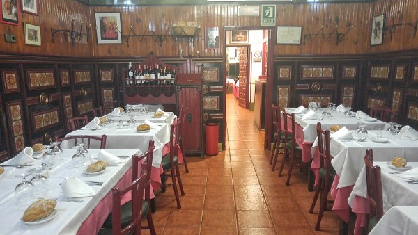 Restaurante La Bola in Madrid