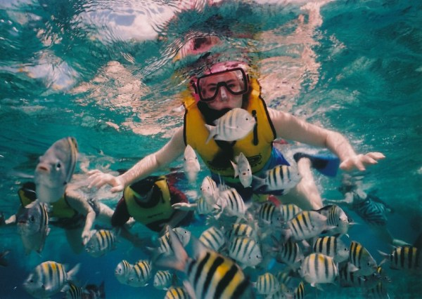 Snorkeling Palawan