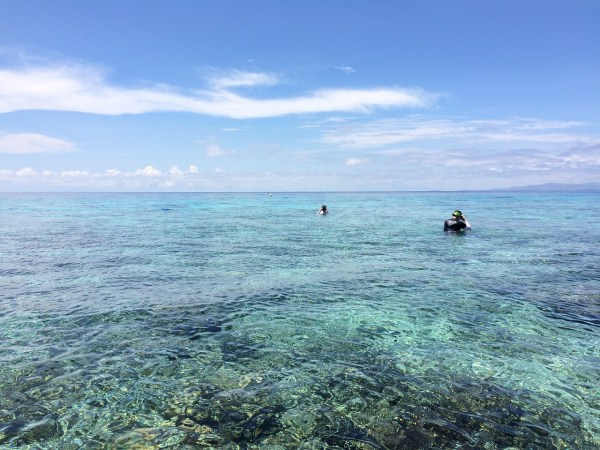 Snorkeling Philippines