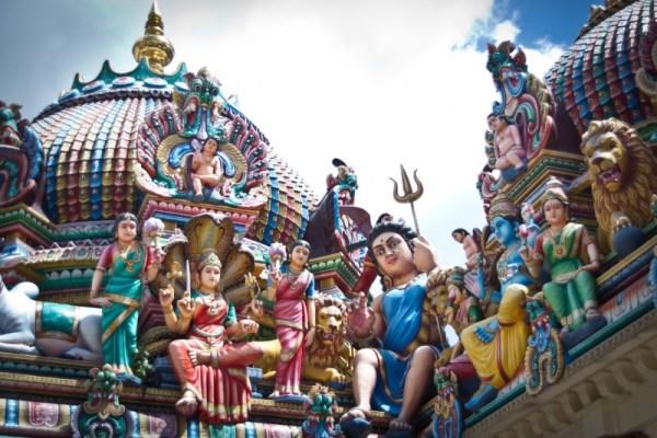 Sri Mariamman Temple
