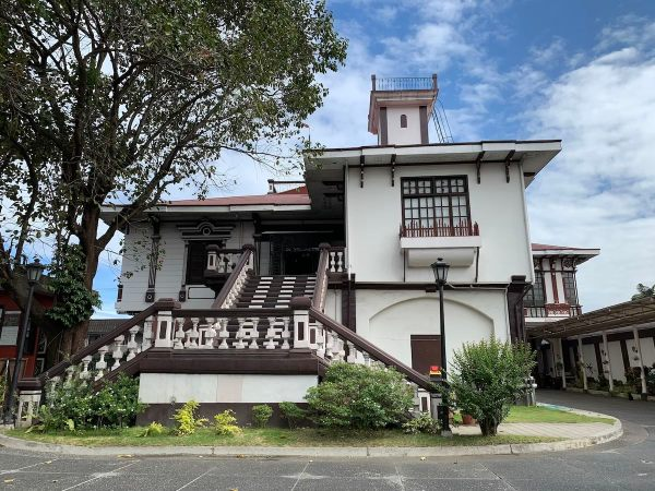 Angeles City Heritage Tour - Pamintuan Mansion