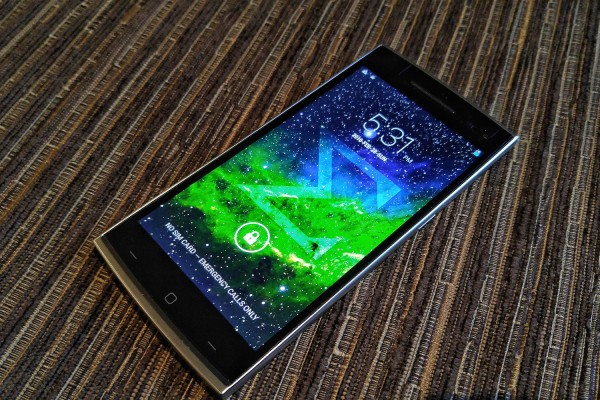 S!gma Evo Smartphone from KingCom