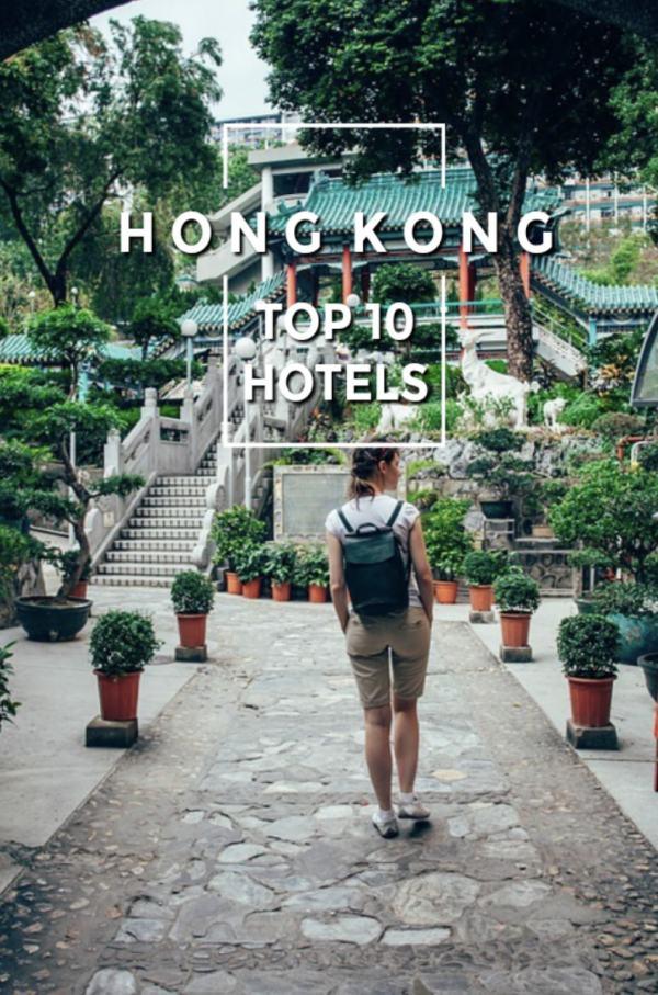 Top 10 Hotels In Hong Kong