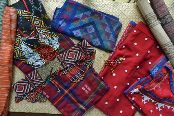 local accessories and clothing