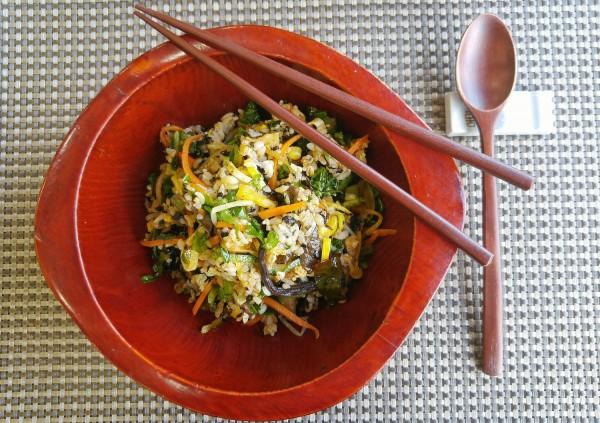 Bibimbap - A famous Korean Food