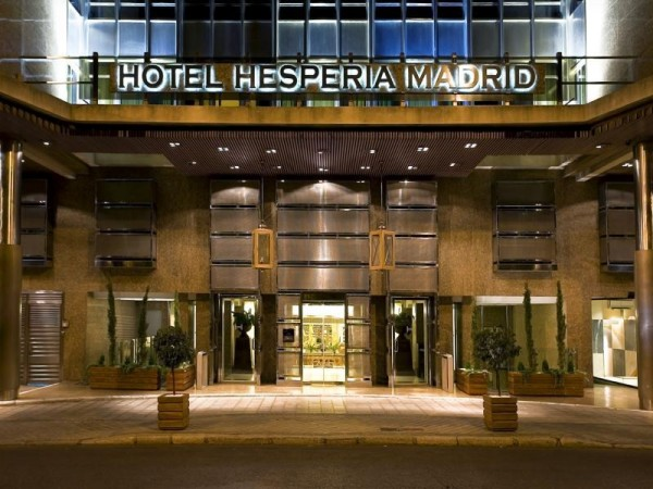 Hotel Review: Spending Two Nights at Hotel Hesperia Madrid - Out of