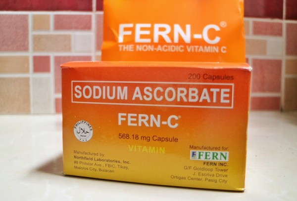FERN-C the leading non-acidic vitamin C