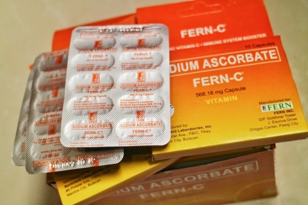 Fern-C Non Acidic Vitamin C