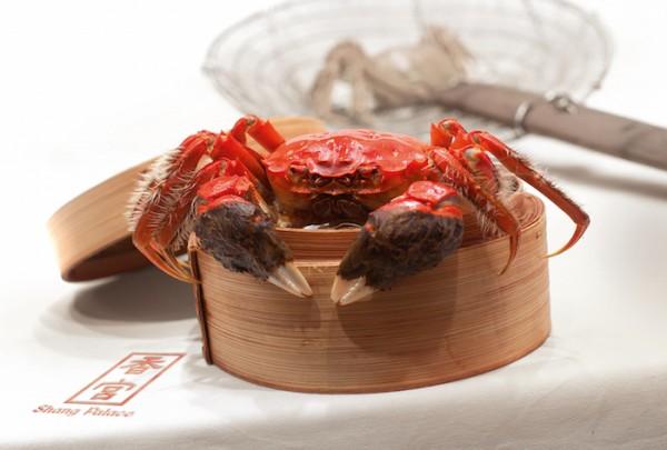 Hairy Crab at Shang Palace, Shangri-La Hotel, Kuala Lumpur
