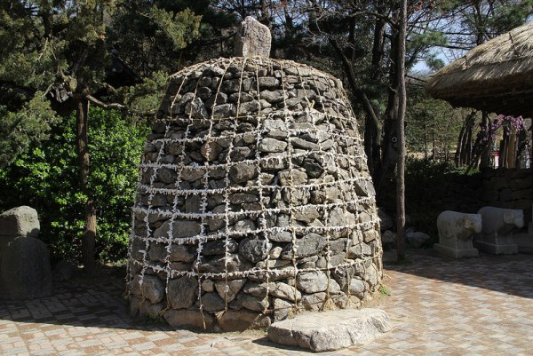 Traditional Stone Mound