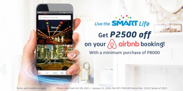 Airbnb Smart Promo Philippines