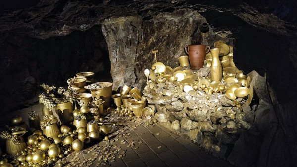 Cave of Gold