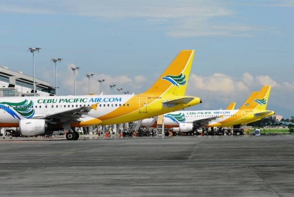 Cebu Pacific Manila to Nagoya Flight