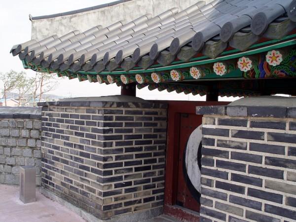 Entrance to Dongporu