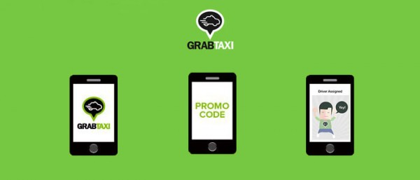 GrabTaxi Promo Codes November 2015