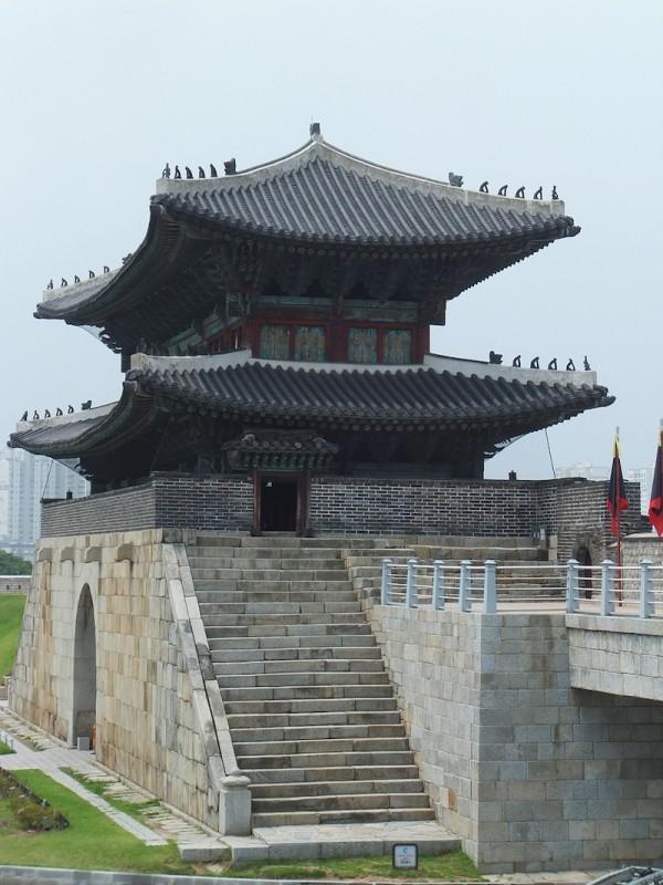 Pagoda in Suwon Fortress