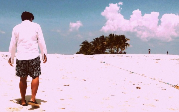 Stranded in Hagonoy Island