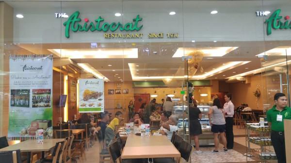 The Aristocrat Restaurant in SM City Dasmariñas
