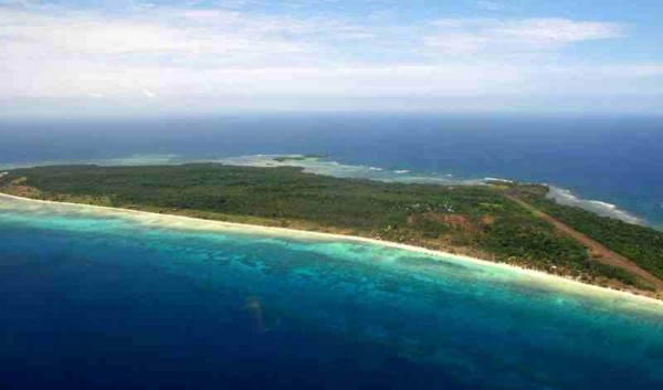 Balesin Island Aerial Photo