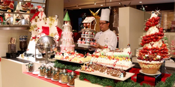 Festive Celebrations at Lemon Garden Cafe, Shangri-La Hotel, Kuala Lumpur 1