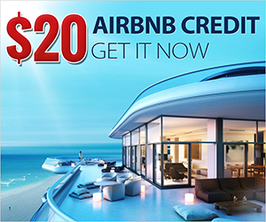Greet Free AirBnB Travel Credits